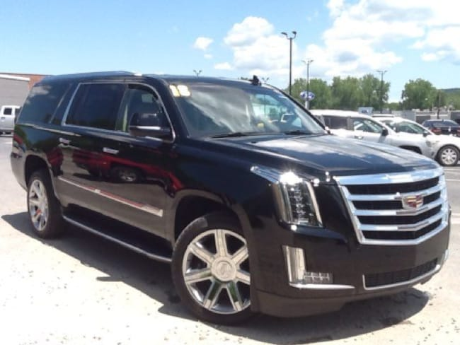 2018 CADILLAC Escalade ESV Luxury SUV