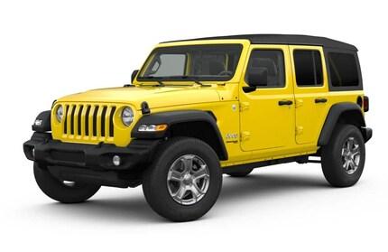 2019 Jeep Wrangler Unlimited SUV