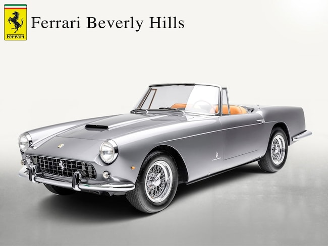 Used 1962 Ferrari 250 GT Cabriolet Series II Cabriolet For Sale Beverly Hills, CA