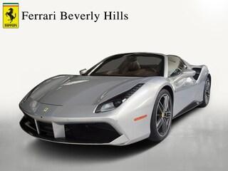 New & Used Ferrari 2017 Ferrari 488 Spider Convertible for sale in Beverly Hills, CA