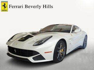 New & Used Ferrari 2017 Ferrari F12 Berlinetta Coupe for sale in Beverly Hills, CA