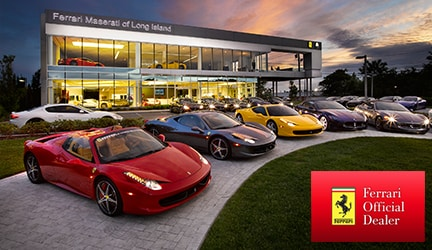 Ferrari of Long Island Store