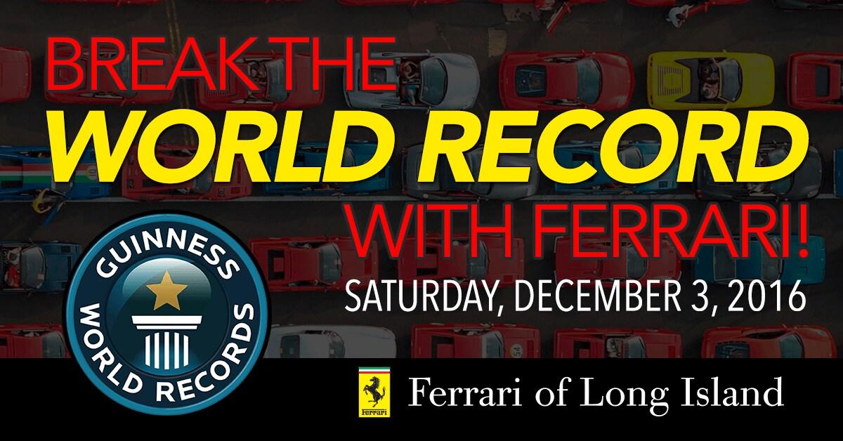 Ferrari Challenge Finali Mondiali in Daytona December 2016