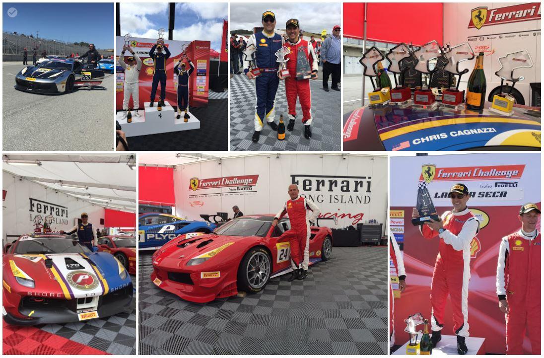 2017 Ferrari Challenge Race 1 Post-Race Update