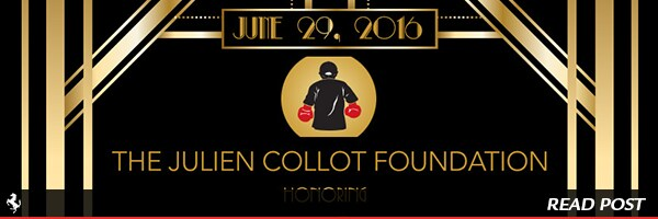 THE JULIEN COLLOT FOUNDATION GALA