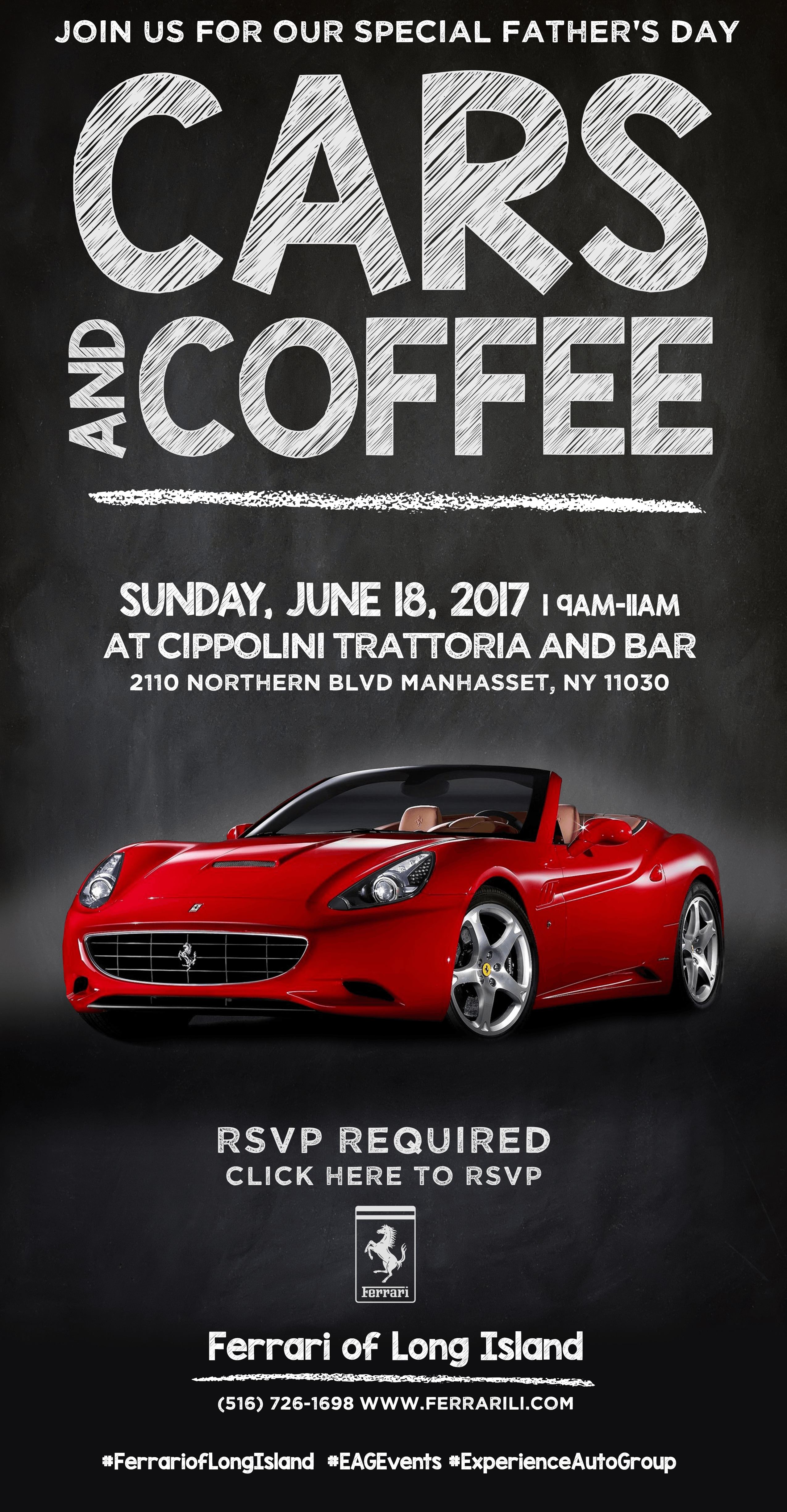 Father's Day Cars & Coffee