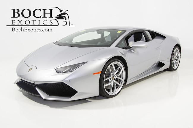 2015 Lamborghini Huracan LP610-4 Coupe For Sale in Norwood, MA
