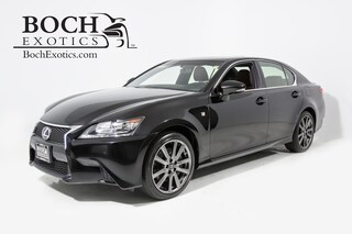 pre-owned luxury 2015 LEXUS GS 350 Crafted Line Sedan for sale in Norwood, MA near Boston
