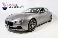 2016 Maserati Ghibli Sedan