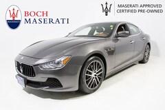 2016 Maserati Ghibli S Q4 Sedan