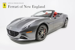 2018 Ferrari California T Convertible