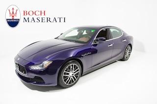 used luxury 2016 Maserati Ghibli S Q4 Sedan for sale in Norwood, MA near Boston