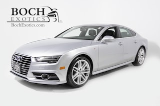 used luxury 2016 Audi A7 3.0T Premium Plus Hatchback for sale in Norwood, MA near Boston