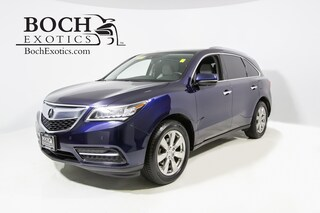 pre-owned luxury 2016 Acura MDX 3.5L SUV for sale in Norwood, MA near Boston