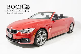 used luxury 2014 BMW 4 Series 435i Convertible for sale in Norwood, MA near Boston