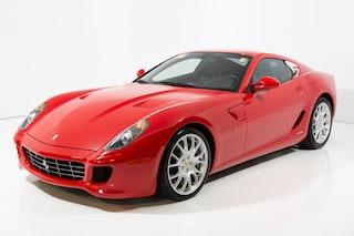 used luxury 2007 Ferrari 599 GTB Fiorano F1 Coupe for sale in Norwood, MA near Boston