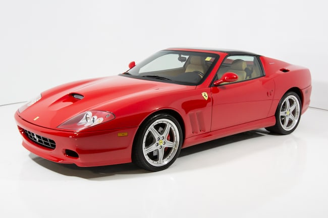 2005 Ferrari Superamerica F1A Convertible For Sale in Norwood, MA