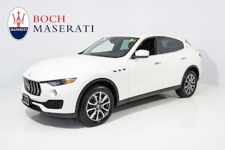 pre-owned luxury 2018 Maserati Levante SUV for sale in Norwood, MA near Boston