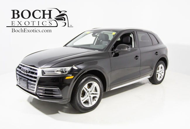 2018 Audi Q5 2.0T Premium SUV For Sale in Norwood, MA