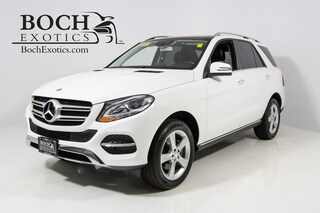 used luxury 2016 Mercedes-Benz GLE GLE 350 SUV for sale in Norwood, MA near Boston