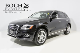 used luxury 2016 Audi Q5 2.0T Premium Plus SUV for sale in Norwood, MA near Boston