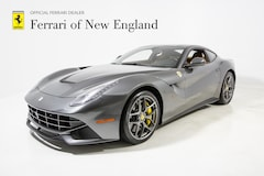 2016 Ferrari F12 Berlinetta Coupe