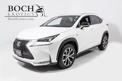pre-owned luxury 2015 LEXUS NX 200t SUV for sale in Norwood, MA