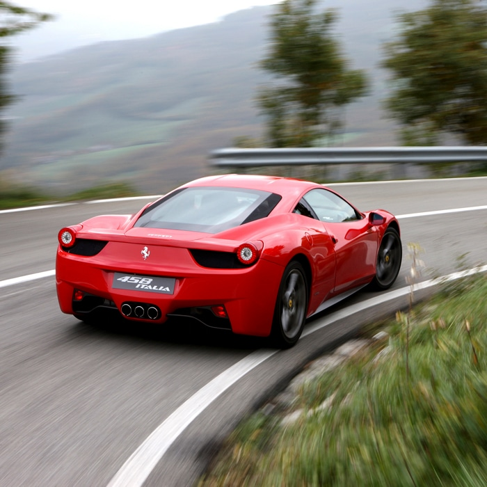Newest Ferrari: Ferrari 458 Spider At Ferrari Of New England