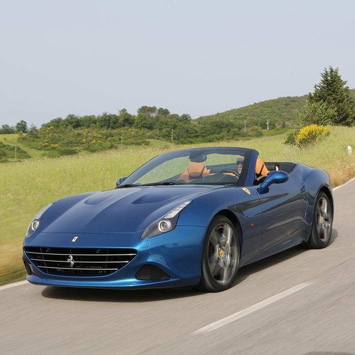 Newest Ferrari: Ferrari California T At Ferrari Of New England In Norwood