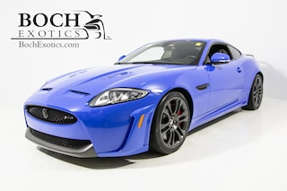pre-owned luxury 2013 Jaguar XK XKR-S Coupe for sale in Norwood, MA near Boston