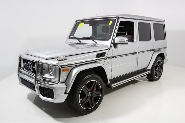 2016 Mercedes-Benz AMG G G 63 AMG SUV For Sale in Norwood, MA