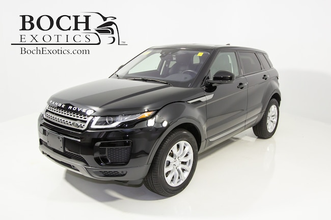 2018 Land Rover Range Rover Evoque SUV For Sale in Norwood, MA
