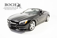 used luxury 2015 Mercedes-Benz SL-Class SL 400 Roadster Convertible for sale in Norwood, MA near Boston