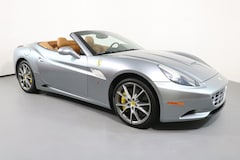 2013 Ferrari California 2dr Conv Convertible