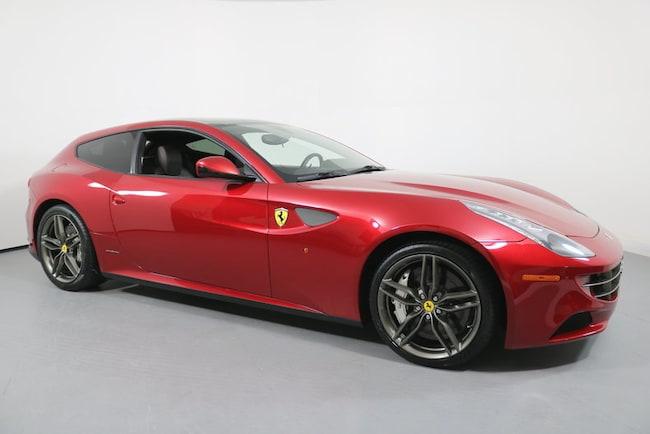 Used 2012 Ferrari Ff San Francisco Ca Zff73ska2c0188193 Serving