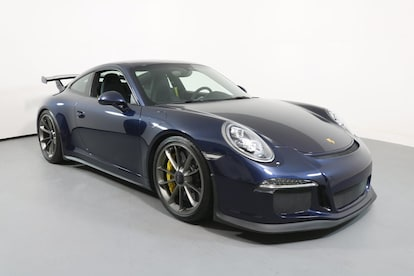 Pre Owned 2015 Porsche 911 Gt3 Coupe For Sale In San Francisco Ca Wp0ac2a95fs183803 Serving The Bay Area Mill Valley San Rafael And Redwood