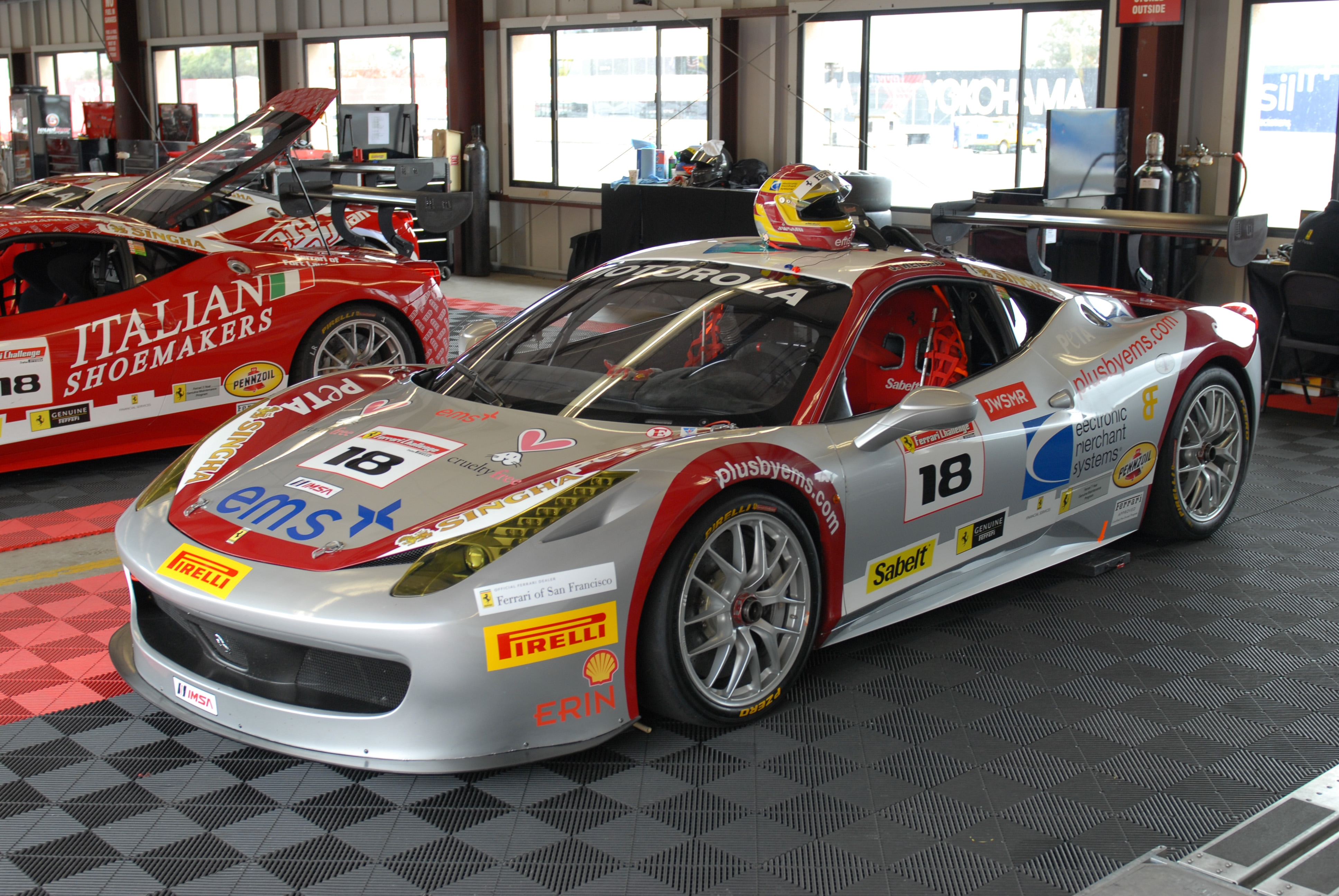 ferrari sf challenge team | ferrari of san francisco