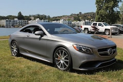 2015 Mercedes-Benz S-Class S63 AMG Coupe Coupe