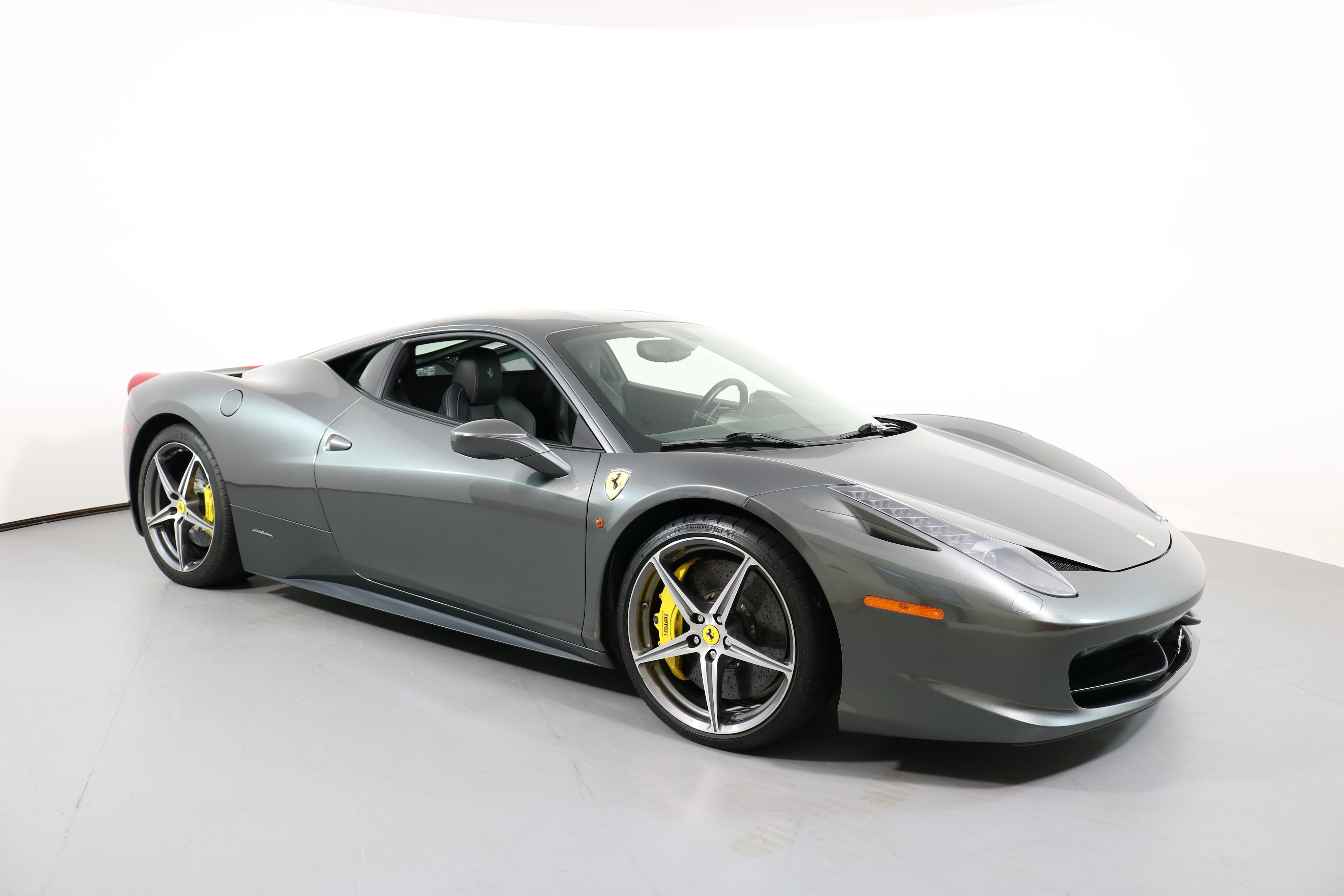Pre Owned 2013 Ferrari 458 Italia 2dr Cpe For Sale In San Francisco Ca Zff67nfa7d0190731 Serving The Bay Area Mill Valley San Rafael And Redwood City