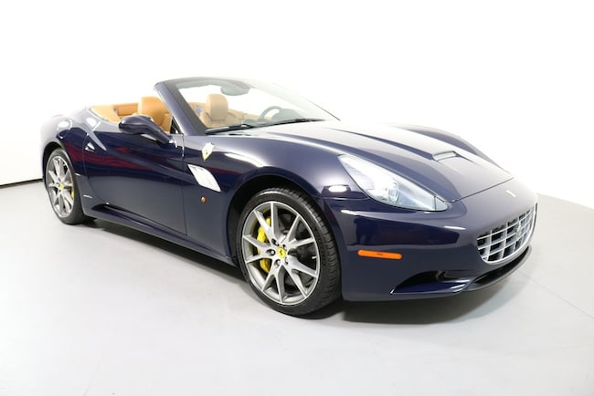 Pre-Owned 2013 Ferrari California 2dr Conv Convertible near San Francisco, CA
