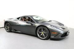 2014 Ferrari 458 Speciale Coupe