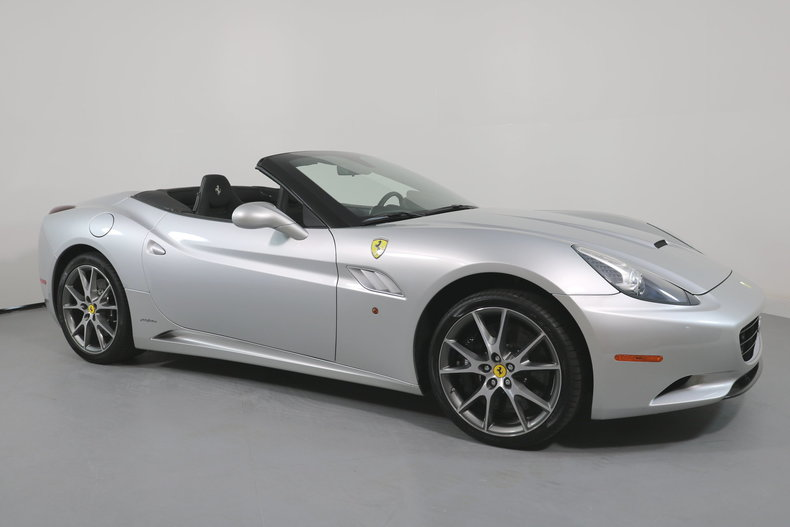 Pre,Owned 2011 Ferrari California For Sale in San Francisco, CA