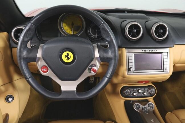 Used 2010 Ferrari California For Sale At Boardwalk Auto Group Vin