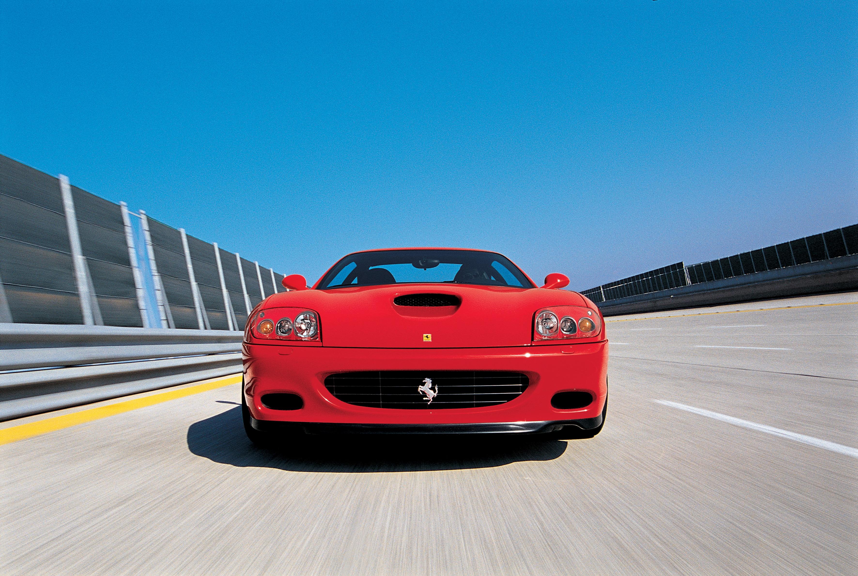 Ferrari Welcome Back Programme | Ferrari of San Francisco
