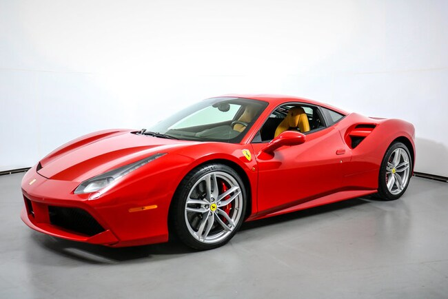 Used 2016 Ferrari 488 Gtb San Francisco Ca
