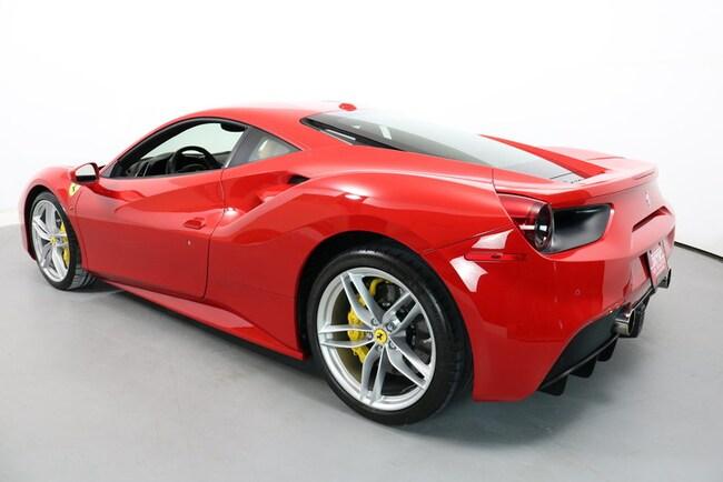 Used 2016 Ferrari 488 Gtb San Francisco Ca Zff79ala6g0214615