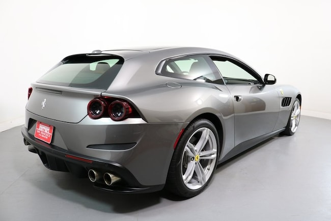 pre-owned 2017 ferrari gtc4lusso coupe for sale in san francisco, ca