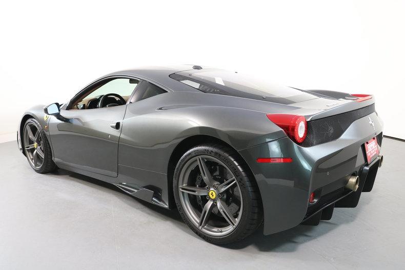 ... Pre Owned 2014 Ferrari 458 Speciale Coupe Near San Francisco, CA ...