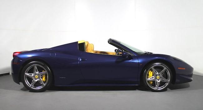 Used 2012 Ferrari 458 Spider San Francisco, CA | ZFF68NHAXC0187301 ...