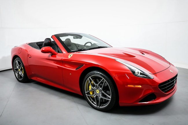 Pre-Owned 2016 Ferrari California T Convertible near San Francisco, CA